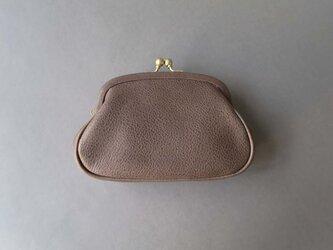 gama purse (gray)の画像