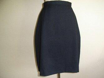 前タックコクーン型スカートの画像