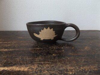 どうぶつのスープカップ(とげとげきょうりゅう)の画像