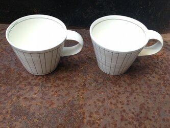 黒ぞうかんマグカップの画像