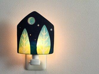** Night Lamp* ☆。.「夜の森へ for summer  」の画像