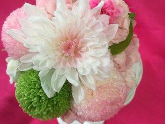 プリザーブド仏花の画像