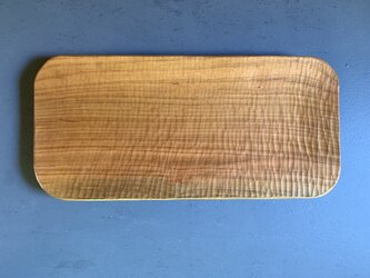 サクラの木のプレートの画像