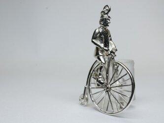 Penny Farthing pendantの画像