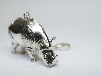 rhinoceros pendantの画像