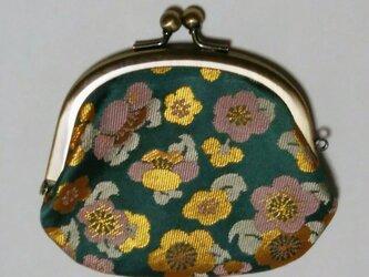 このはな 小銭入れ 西陣織 絹 の画像