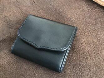 サドルレザーのコインケースの画像