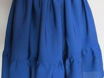 送料無料 絽の着物で作ったミニスカート 3349の画像