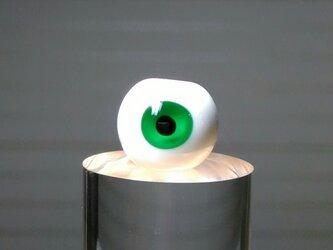 目玉/緑の画像
