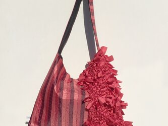 ironui new bag / redの画像