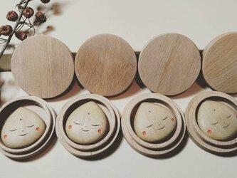 豆仏香合の画像