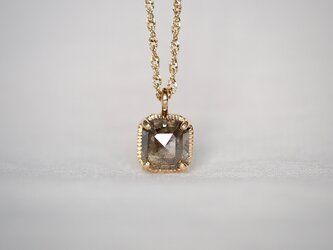 Silence Diamond Necklaceの画像