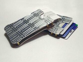 【チョコレート名刺入れ・カードケース】メンズ・レディース / プレゼントにもの画像
