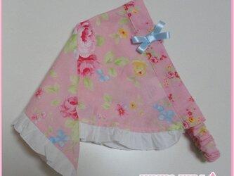 子供用三角巾*プリンセスキャンディの画像