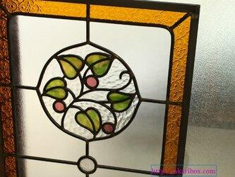 ステンドグラスパネル-6の画像