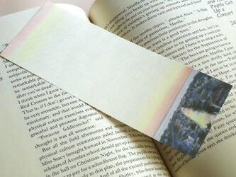 水彩画一筆箋016「 夕映えの街」25枚の画像