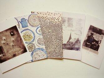 ポストカード 選べる5枚セットB:送料無料の画像