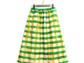 【セール】ポケット付きロングスカート(OG-TC)の画像