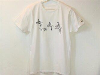【L】Tri TORI Tシャツ メンズの画像