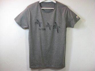 【M】Tri TORI Tシャツ メンズの画像