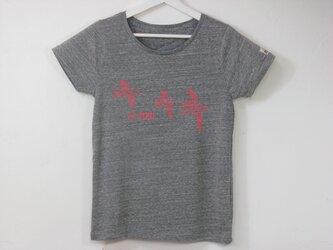 【M】Tri TORI Tシャツ レディースの画像