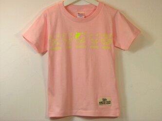 【120】猫ファイブ Tシャツ キッズの画像