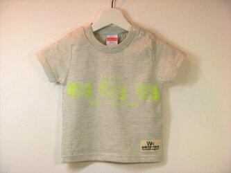 【90】ちょうちょ Tシャツ ベビーの画像