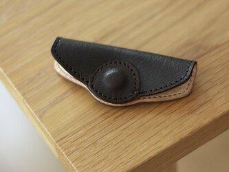 革袋S.M.専用持ち手カバー・ブラウンの画像