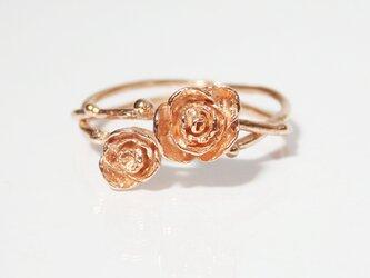 ローズリング(pink gold)の画像