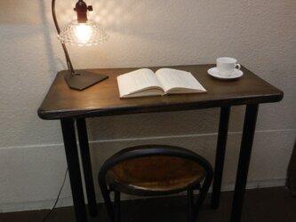ひのきアイアンテーブル03-24(テーブルのみ)の画像