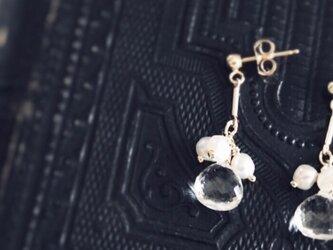 crystal*pearl*pierceの画像