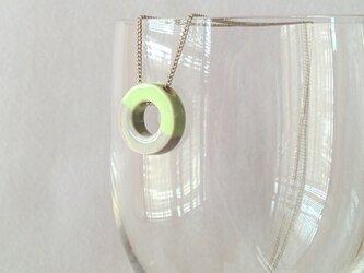 とうきの circle ネックレスの画像
