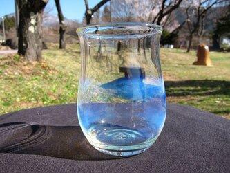 耐熱ガラス カップ 1 乳白色の画像