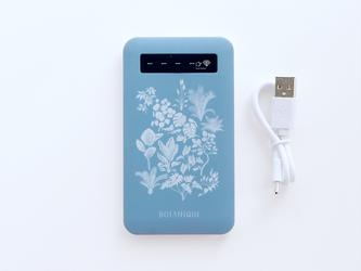 モバイルバッテリー|Botaniqueの画像