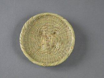 蕎麦ざる 盛り皿 根曲り竹の画像