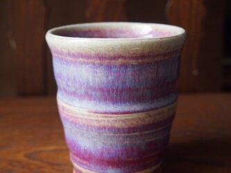 母の日 pink marble マグカップ1の画像