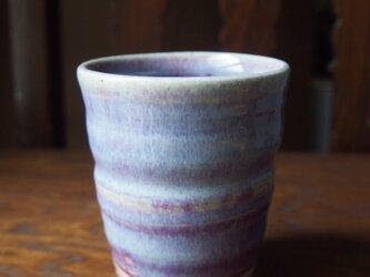 母の日 pink marble マグカップ2の画像