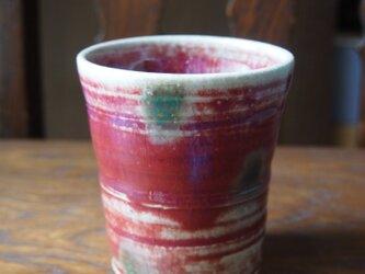 母の日 pink marble マグカップ3の画像