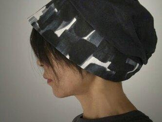 ターバンな帽子 コラソンシート 送料無料の画像