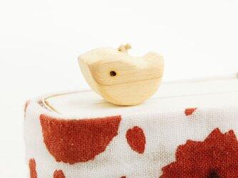 木製しおりどり無垢(ブックマーカー)の画像