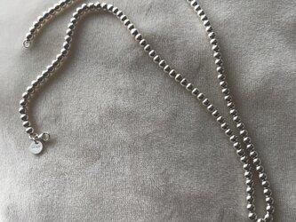 ネックレス ハードデザインの画像