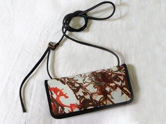 絞り染めLEATHERお財布bag-Raiz #RA000ご紹介ページの画像