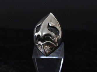 ゴーストモチーフリング【Nyd】/Silver925の画像