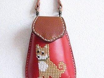 モバイルケース~柴犬(M)の画像