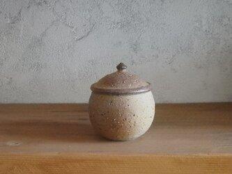 砂糖壷(S・丸形)の画像
