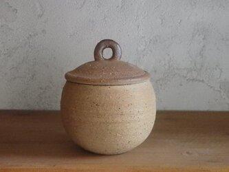 塩壷(M・丸取っ手)の画像