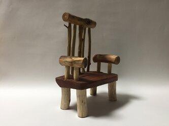 人形の椅子 Ⅰの画像
