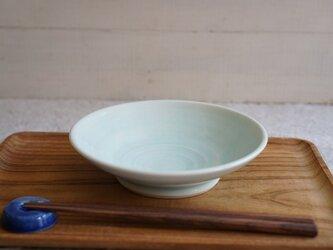 天色(あまいろ)の平鉢 No.413の画像