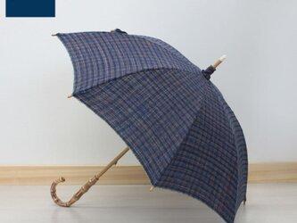 SHOKU 日傘(PR-EK-166)持ち手竹の画像