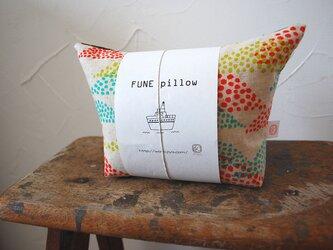 new!!  小さい船枕『FUNE』87の画像